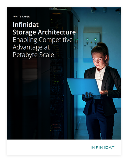 Infinidat Storage Architecture